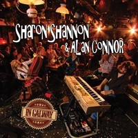 Sharon Shannon&Alan Connor in Galway